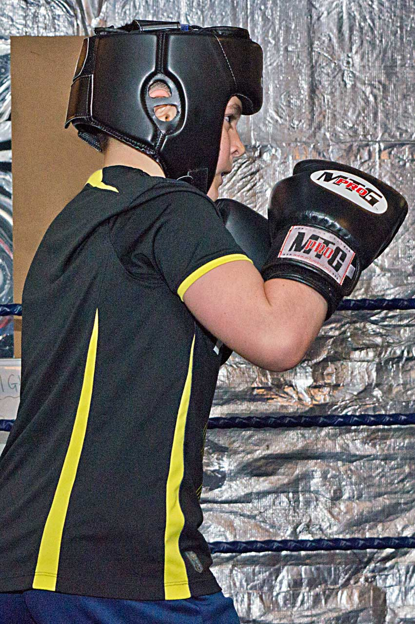 Learn to Box at Bishop's Stortford ABA Affiliated Amateur Boxing Club